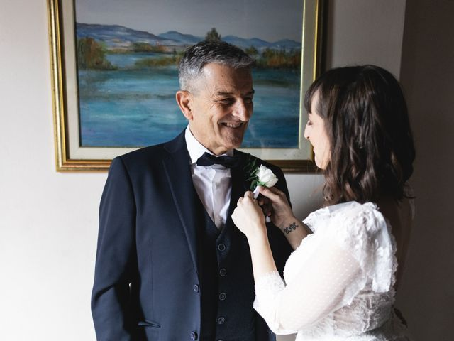 Il matrimonio di Renzo e Martina a Pescia, Pistoia 14