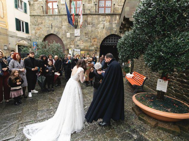 Il matrimonio di Renzo e Martina a Pescia, Pistoia 17