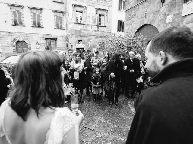 Il matrimonio di Renzo e Martina a Pescia, Pistoia 18