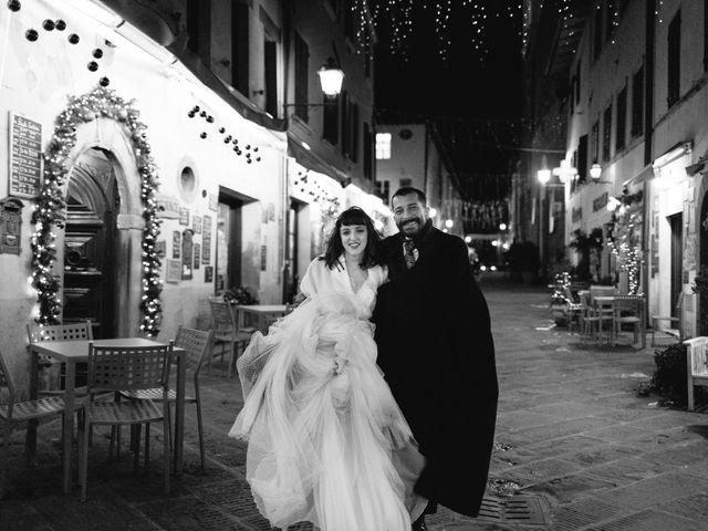 Il matrimonio di Renzo e Martina a Pescia, Pistoia 21