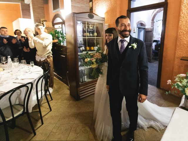 Il matrimonio di Renzo e Martina a Pescia, Pistoia 32