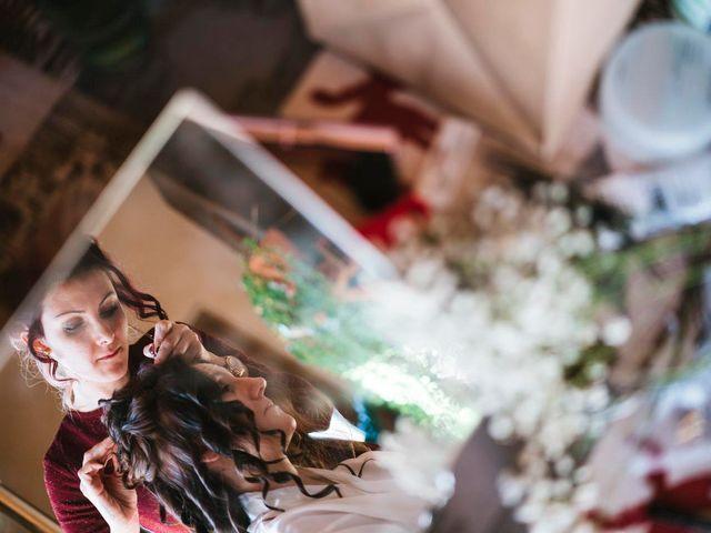Il matrimonio di Milko e Romina a Nus, Aosta 3