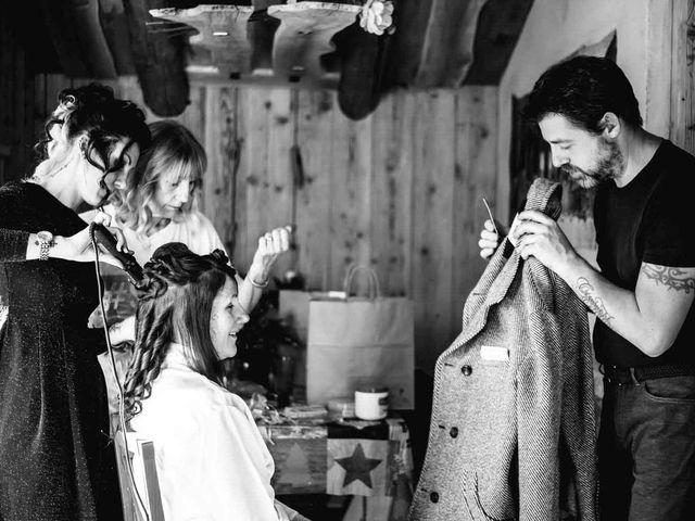 Il matrimonio di Milko e Romina a Nus, Aosta 21