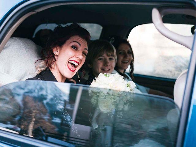 Il matrimonio di Milko e Romina a Nus, Aosta 24