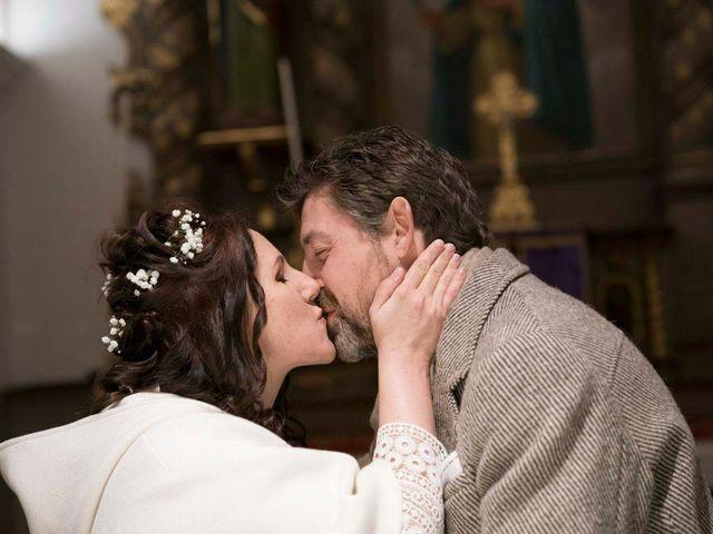Il matrimonio di Milko e Romina a Nus, Aosta 32