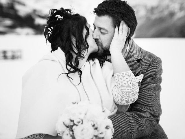 Le nozze di Romina e Milko