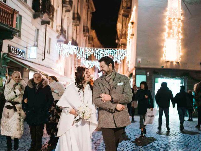 Il matrimonio di Milko e Romina a Nus, Aosta 47