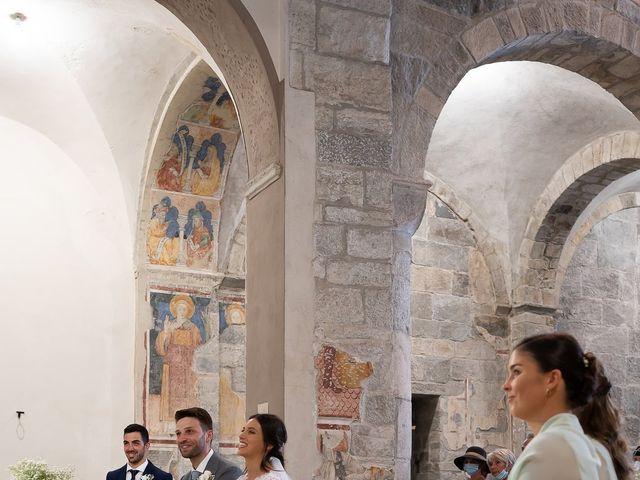 Il matrimonio di Matteo e Claudia a Pombia, Novara 26