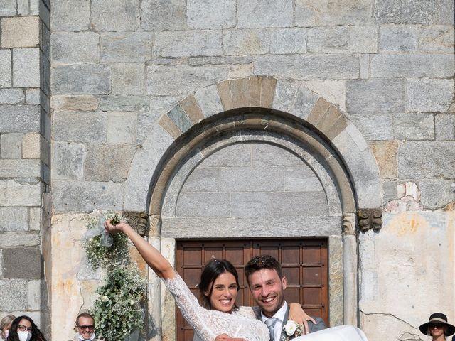 Il matrimonio di Matteo e Claudia a Pombia, Novara 29