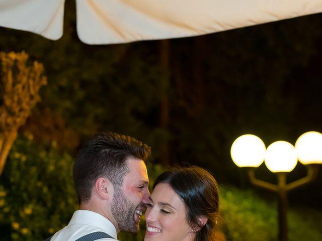 Il matrimonio di Matteo e Claudia a Pombia, Novara 45