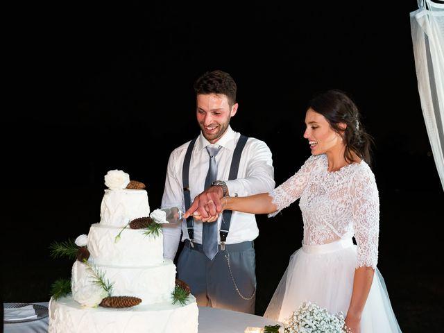 Il matrimonio di Matteo e Claudia a Pombia, Novara 47