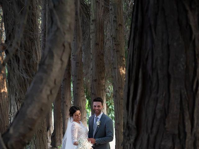 Il matrimonio di Matteo e Claudia a Pombia, Novara 37