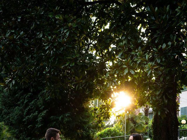 Il matrimonio di Matteo e Claudia a Pombia, Novara 39