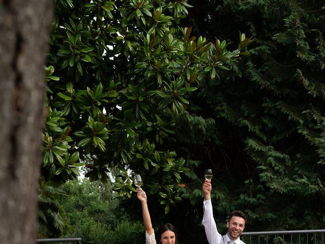 Il matrimonio di Matteo e Claudia a Pombia, Novara 32