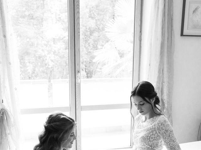 Il matrimonio di Matteo e Claudia a Pombia, Novara 11