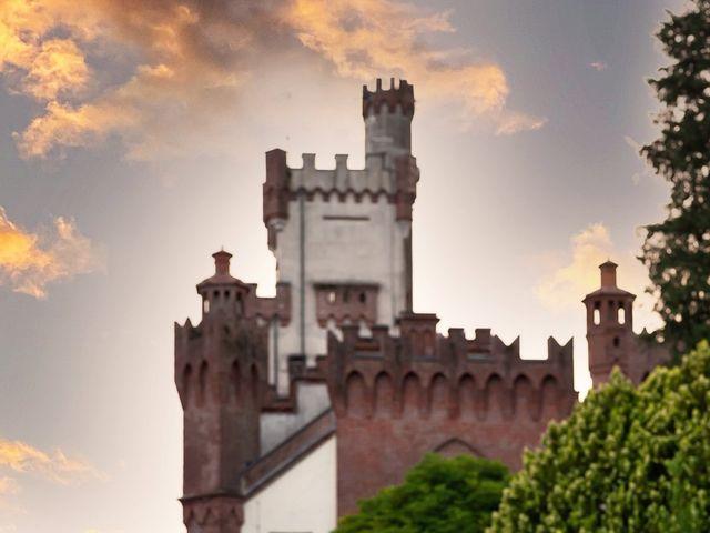 Il matrimonio di Matteo e Claudia a Pombia, Novara 34