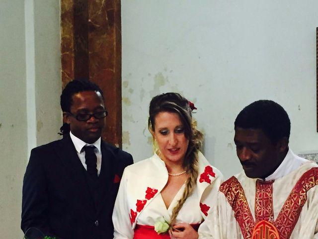 Il matrimonio di Ergimino e Elisa a Rozzano, Milano 3