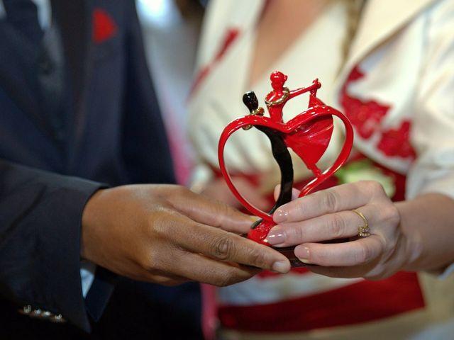 Il matrimonio di Ergimino e Elisa a Rozzano, Milano 1