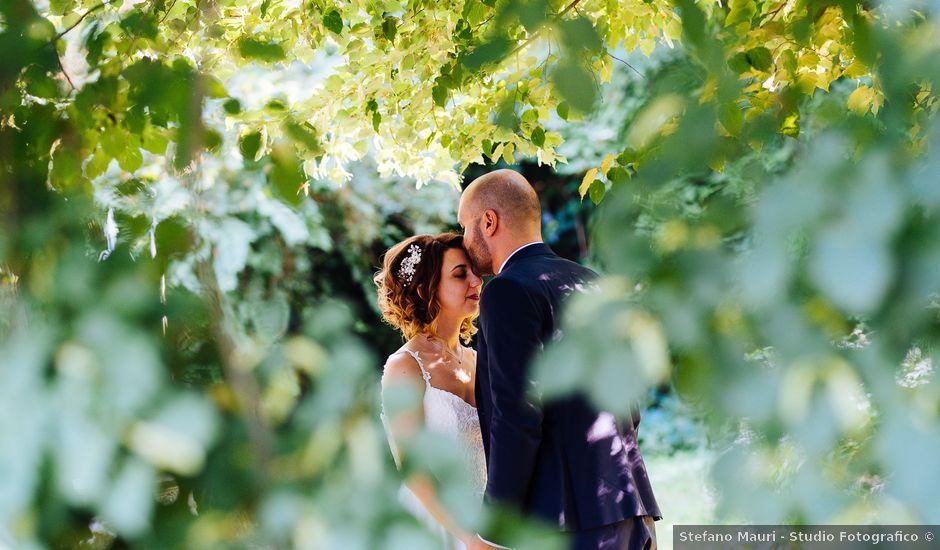 Il matrimonio di Mauro e Samantha a Pavia, Pavia