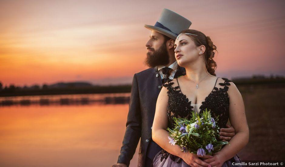 Il matrimonio di Antonio e Erica a Salvirola, Cremona