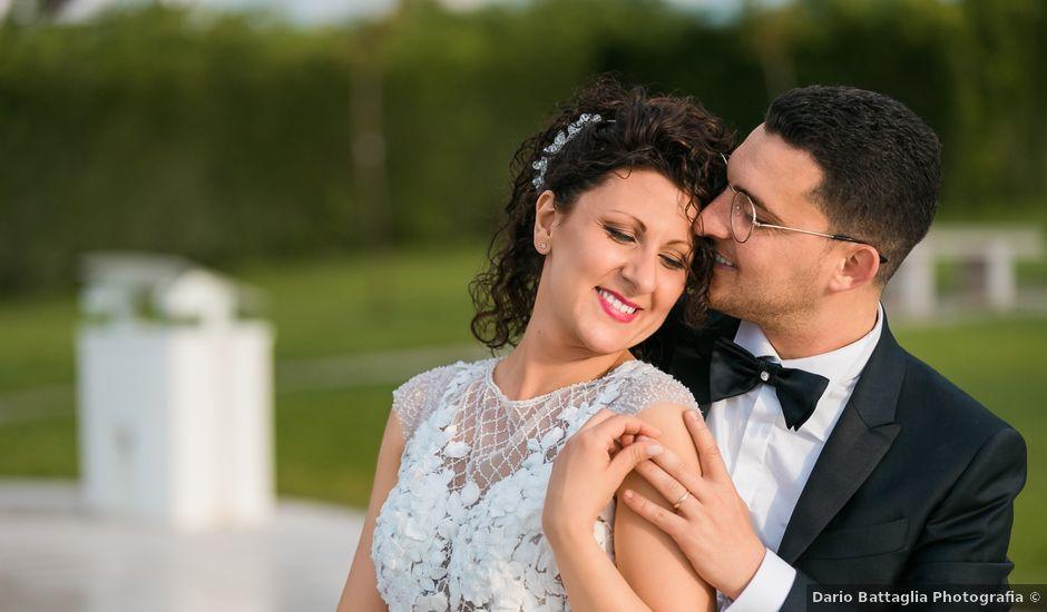 Il matrimonio di Giuseppe e Flora a Barletta, Bari