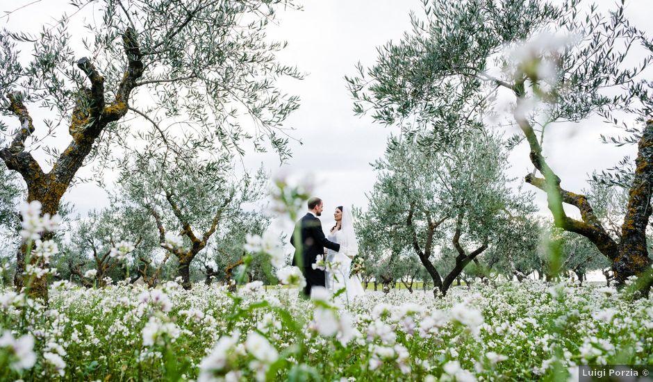 Il matrimonio di Giuliano e Valentina a Bari, Bari