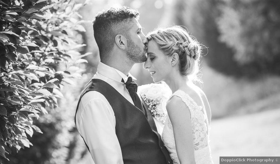 Il matrimonio di Mattia e Miriam a Aicurzio, Monza e Brianza