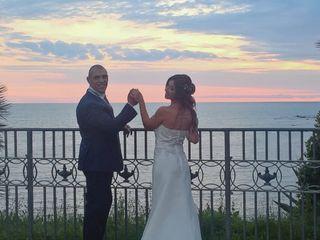 Le nozze di Giulia e Andrea