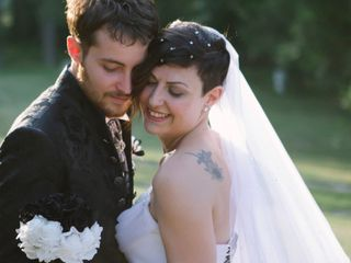 le nozze di Sonia e Riccardo 1
