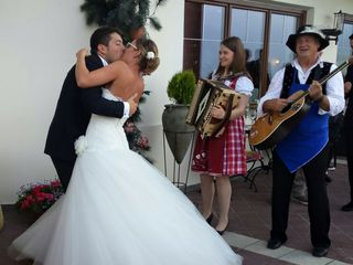 Le nozze di Massimiliano e Francesca 1