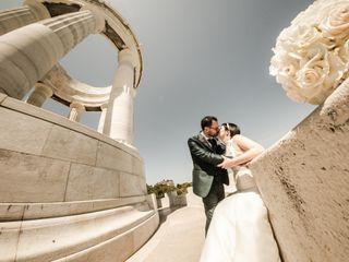 Le nozze di Roberta e Diego