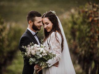 Le nozze di Caterina e Gabriele