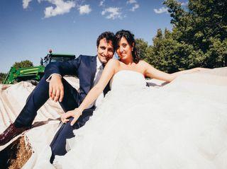 Le nozze di Gabriella e Luigi