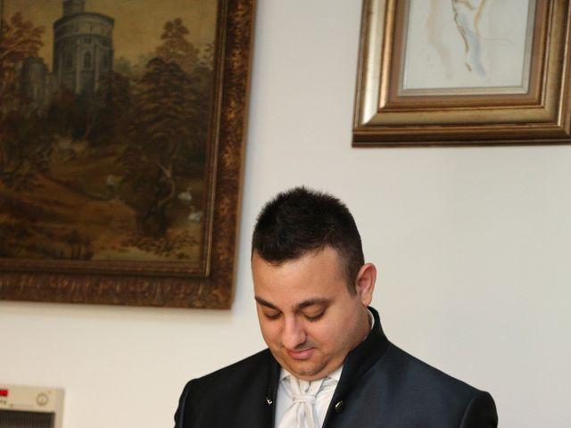 Il matrimonio di Dario e Francesca a Assago, Milano 7