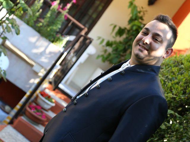 Il matrimonio di Dario e Francesca a Assago, Milano 9