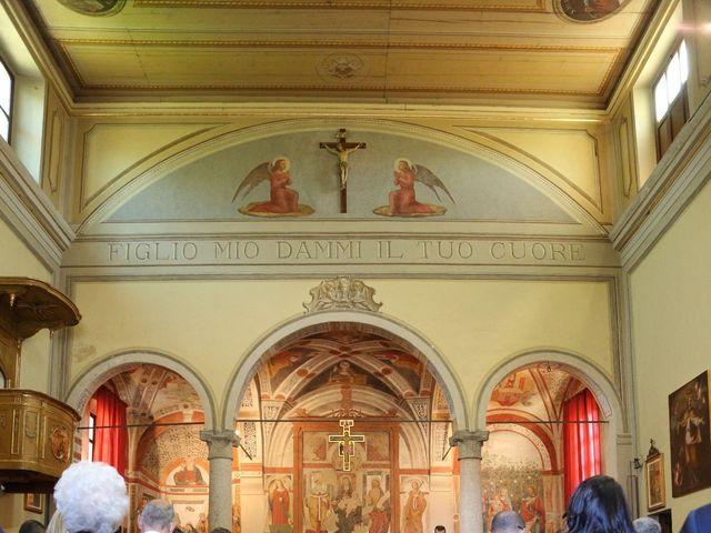 Il matrimonio di Dario e Francesca a Assago, Milano 24