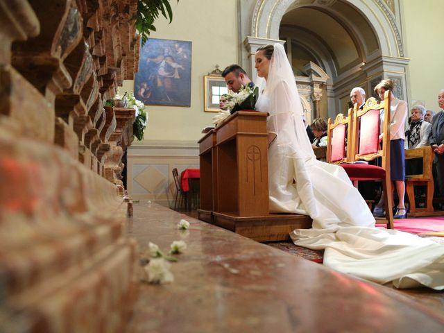Il matrimonio di Dario e Francesca a Assago, Milano 28