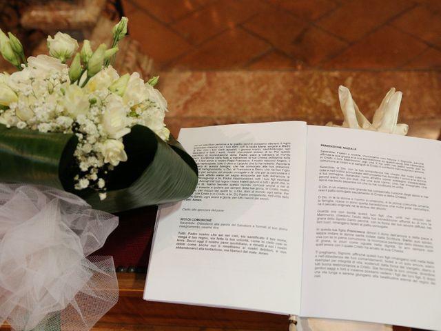 Il matrimonio di Dario e Francesca a Assago, Milano 30