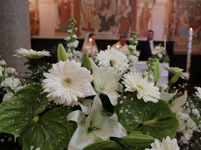 Il matrimonio di Dario e Francesca a Assago, Milano 31