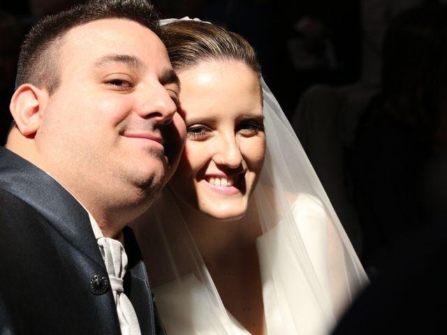 Il matrimonio di Dario e Francesca a Assago, Milano 34