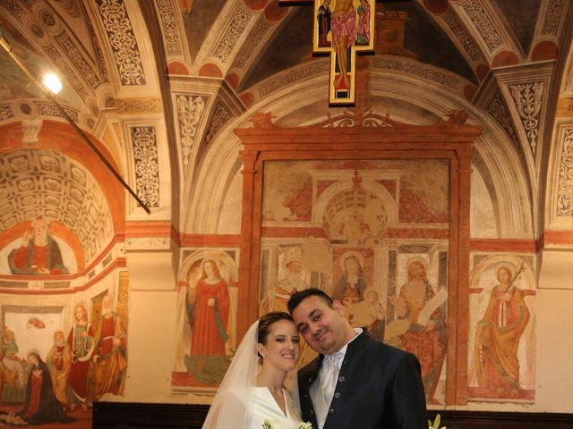 Il matrimonio di Dario e Francesca a Assago, Milano 38