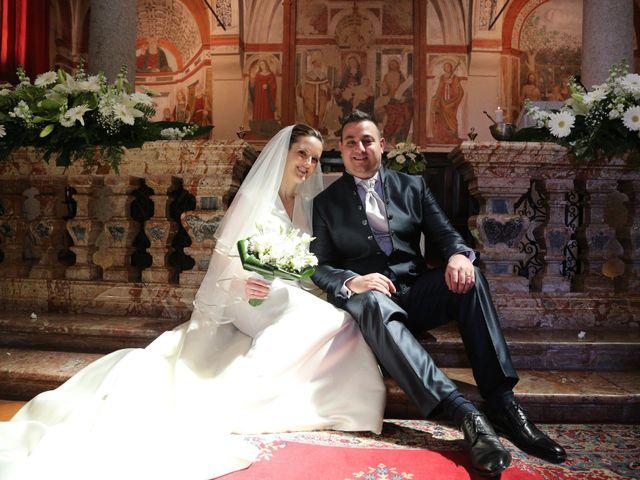 Il matrimonio di Dario e Francesca a Assago, Milano 40