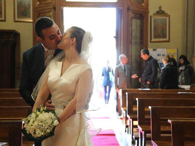 Il matrimonio di Dario e Francesca a Assago, Milano 41
