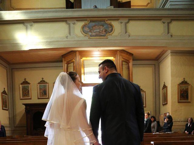 Il matrimonio di Dario e Francesca a Assago, Milano 42