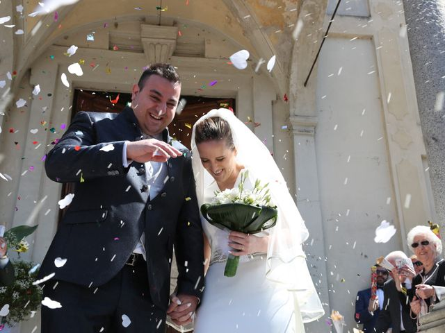 Il matrimonio di Dario e Francesca a Assago, Milano 43