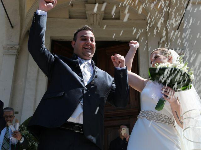 Il matrimonio di Dario e Francesca a Assago, Milano 44