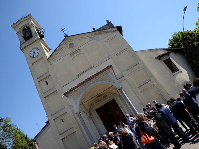 Il matrimonio di Dario e Francesca a Assago, Milano 45