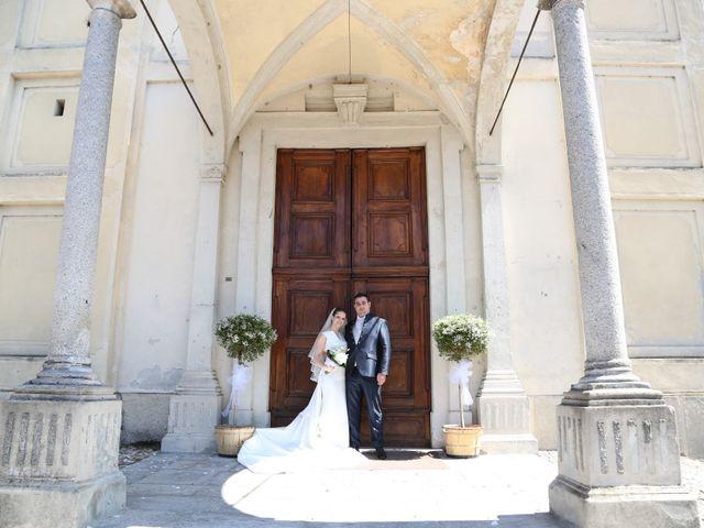 Il matrimonio di Dario e Francesca a Assago, Milano 46