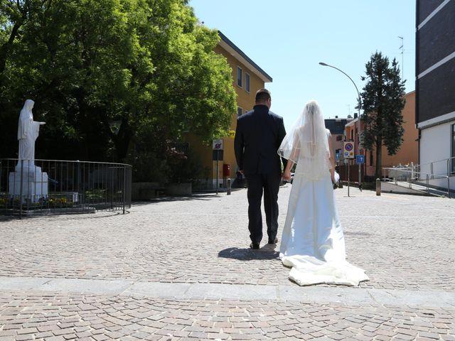 Il matrimonio di Dario e Francesca a Assago, Milano 48