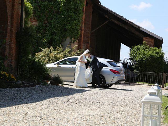 Il matrimonio di Dario e Francesca a Assago, Milano 54